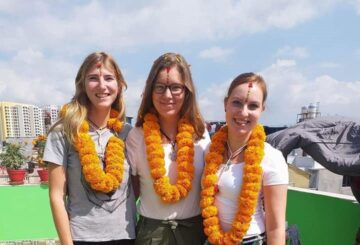 Volunteering in Nepal - Volunteer Celebrate Festival