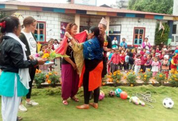 Volunteering in Nepal - Volunteer in Pokhara