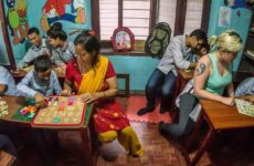 Volunteering with Disabilities in Nepal