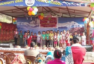scholarship volunteer nepal