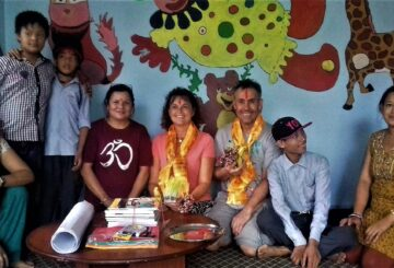 Volunteer disability Center nepal