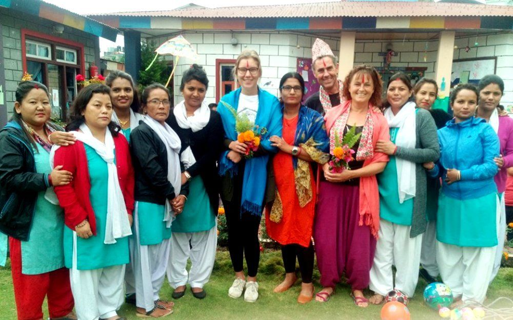 Volunteer in Nepal - Why Volunteer Society Nepal Volunteer in Pokhara